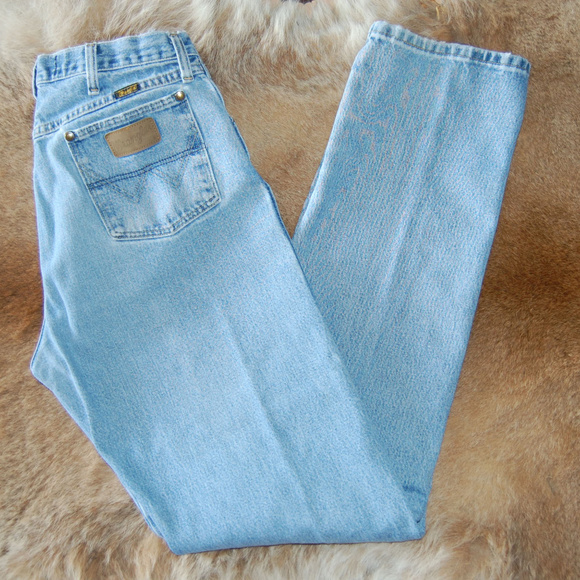 34e59cc5 Men's Wrangler George Strait Cowboy Cut Collection.  M_5c2566b8409c155bfae64371. Other Jeans you may like. Wrangler 38 X 32  men's blue ...